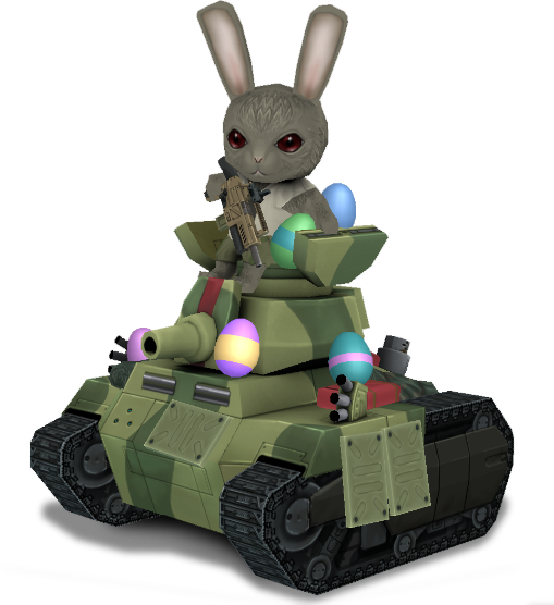 Easter Tank