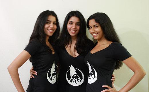 Wolfire T-Shirts