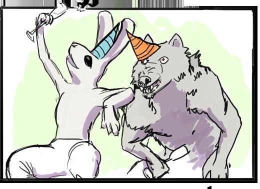 Wolfire New Years
