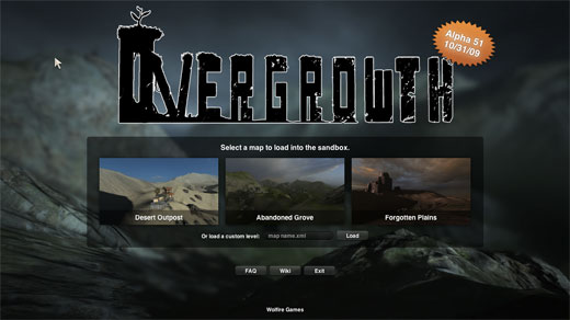 Overgrowth alpha 51