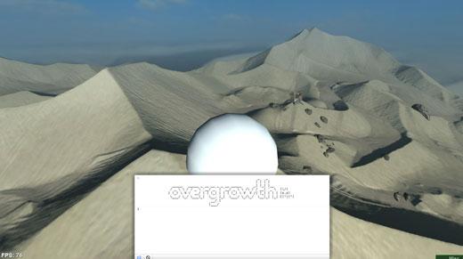 Overgrowth Alpha 61