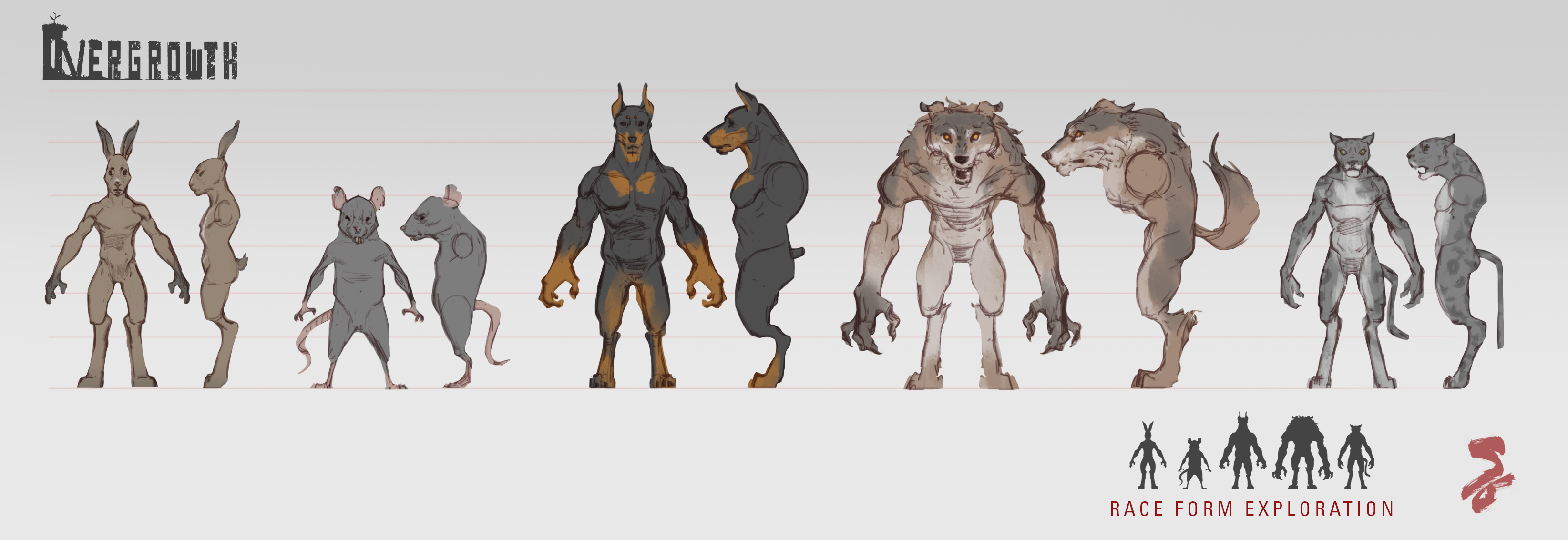 Character Design For Games Book : Character design news overgrowth mod db