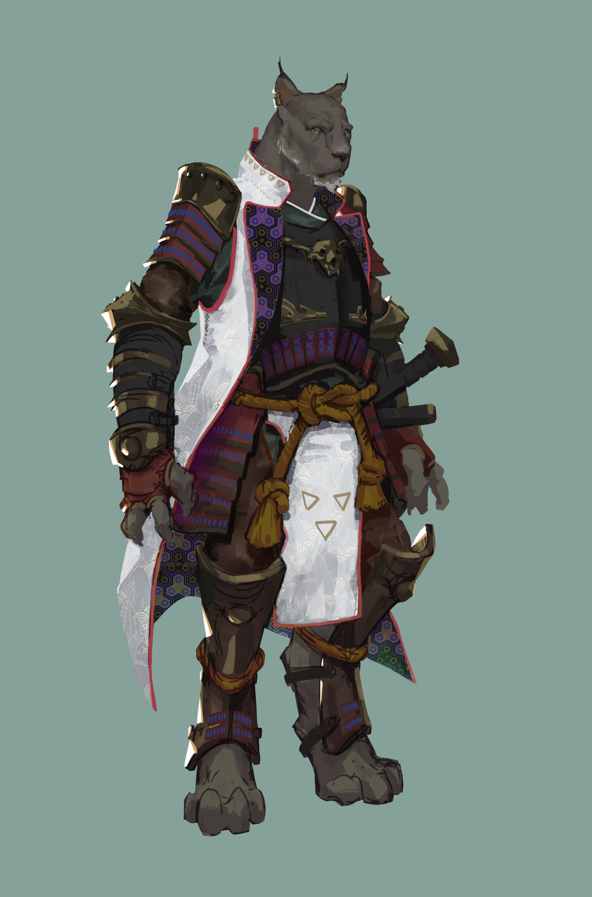 Character Design Quarterly 4 : Character design news overgrowth mod db