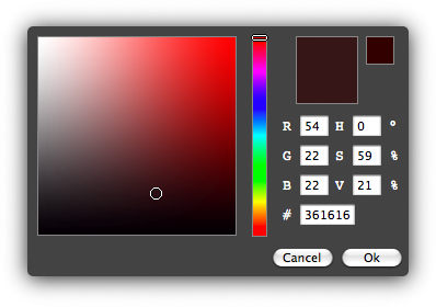 Overgrowth Color Picker
