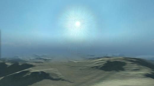 Desert soft edge