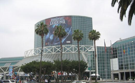 Outside E3