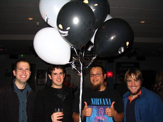 Jeff, David, Edmund, John