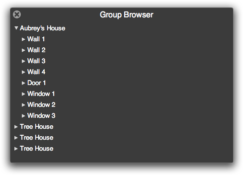 Group Browser