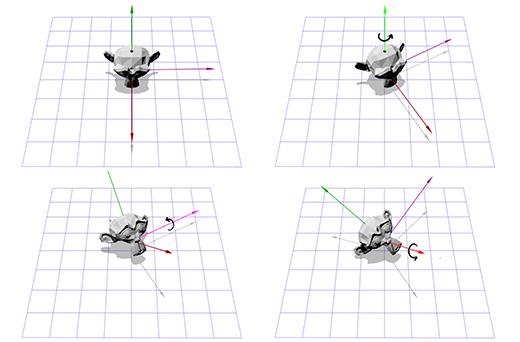 FPS-style Euler rotation