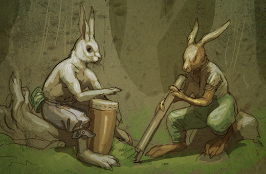 Rabbit Musicians