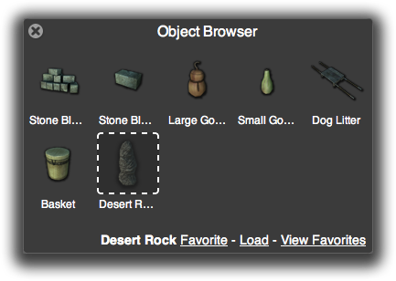 Object Browser