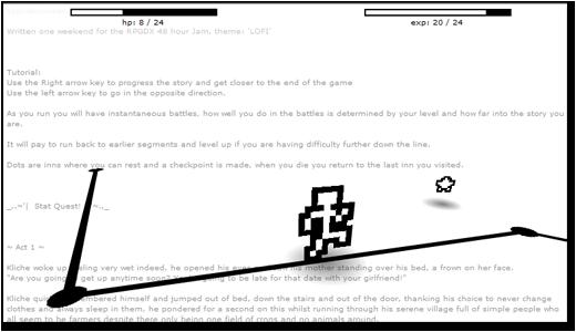 Linear RPG