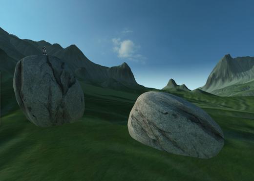Round rocks