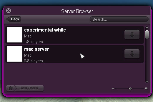 Overgrowth Server Browser