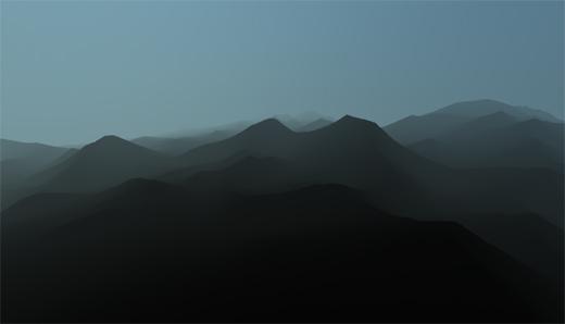 fog terrain