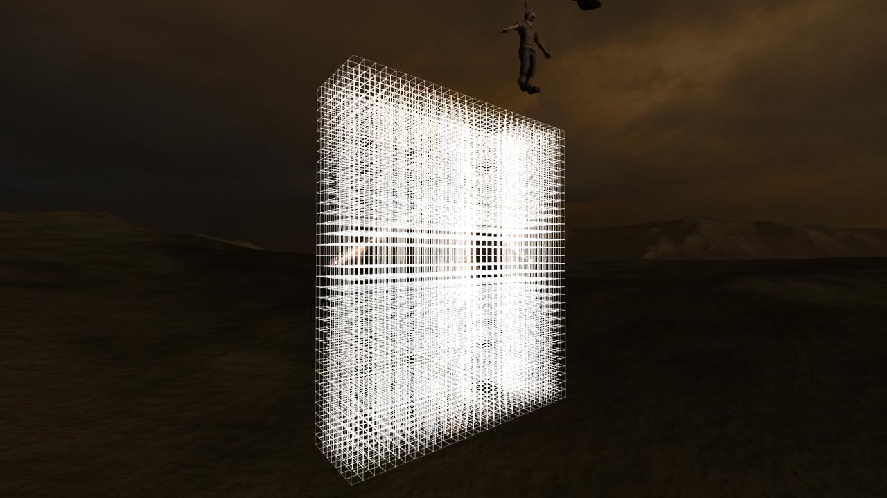 Triangle mesh voxelization - Wolfire Games Blog