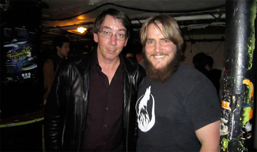 Will Wright and John