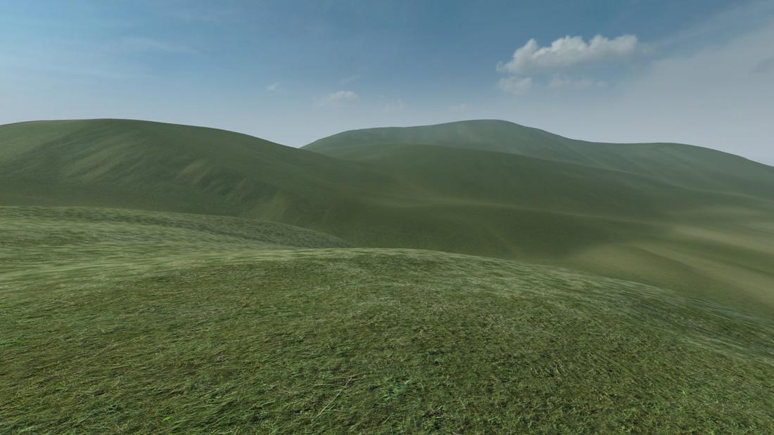 how tall is overgrowth terrain